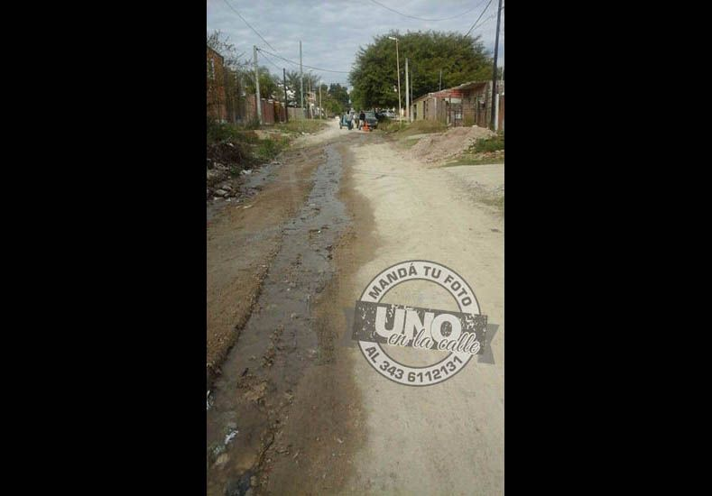 Dos días sin agua en barrio Tortuguitas