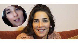 Juanita Viale habló sobre el video porno