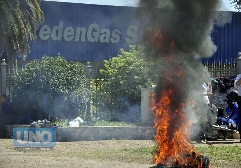 Quiebre. La huelga marcó un antes y un después en la empresa.  Foto UNO/Mateo Oviedo