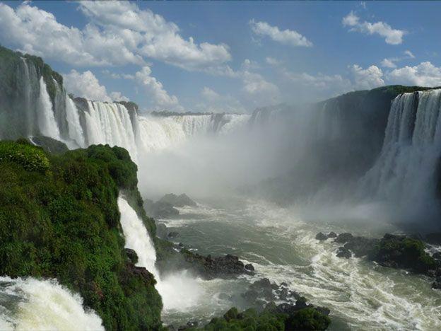 Récord histórico de visitas en Cataratas del Iguazú