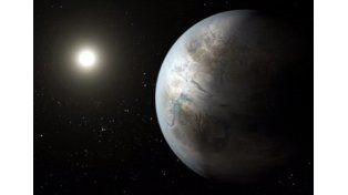 La NASA halló un planeta habitable y similar a la Tierra
