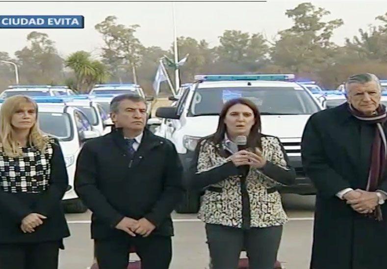 Cristina felicitó al gobernador Urribarri por la condena a los policías por sedición