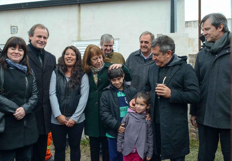 Quedó habilitada la extensión de la red de gas natural en la zona sur de Paraná