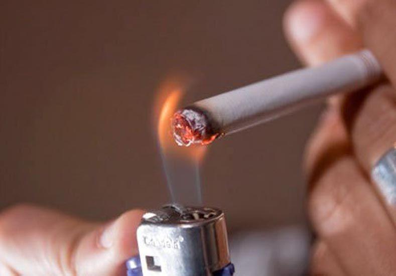 Retroceso. Por concientización hay cada vez menos fumadores.  Foto ilustrativa