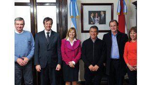 Ministra de Scioli quiere a Urribarri en el gabinete nacional
