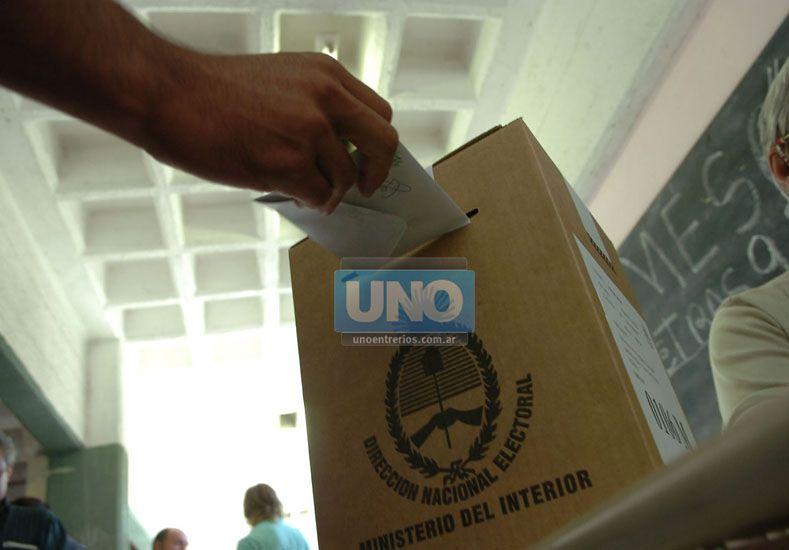 ¿Dónde voto? Padrón definitivo