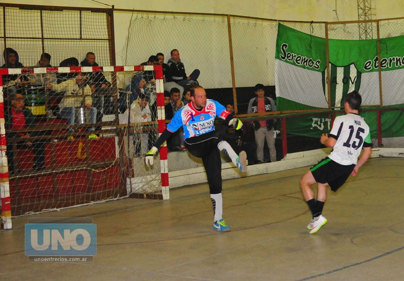 El fin de semana se jugó la primera etapa de la instancia del certamen.  Foto UNO/Juan Manuel Hernández