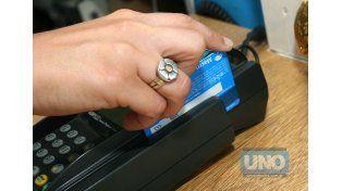 Pasos. Aconsejan devolverla al banco y dejar constancia.  Foto UNO/Archivo ilustrativa