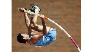 Chiaraviglio fue plata con el mejor salto de su vida