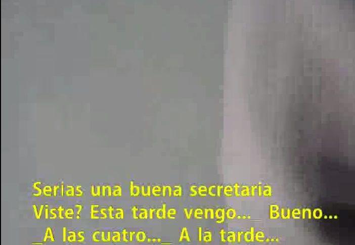 General Campos: habló la supuesta protagonista del video del escándalo