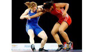 Una luchadora argentina se quedó sin medalla por doping