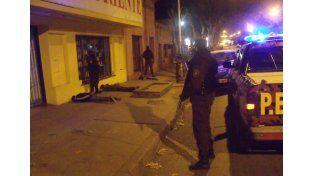 Tres hombre detenidos con marihuana en Colón