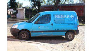 Renar recibió 133 armas de fuego y 385 municiones en Gualeguaychú