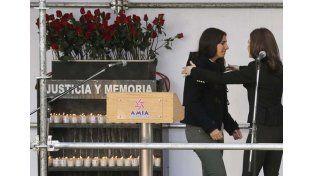 Acto a 21 años del atentado a AMIA: No podemos pactar con los asesinos