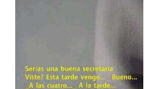 Un video de tono sexual compromete a un funcionario de General Campos