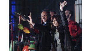 Cristina inauguró Tecnópolis