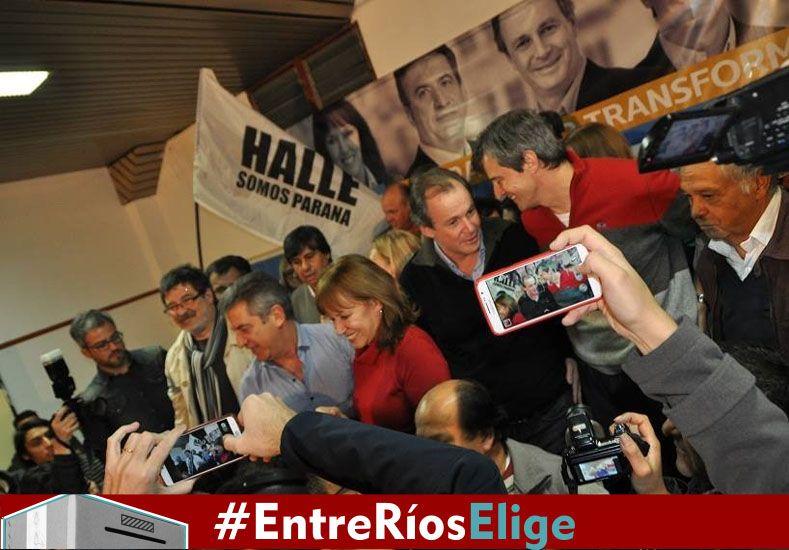 Urribarri anunció que se sumará a los actos de campaña de Scioli