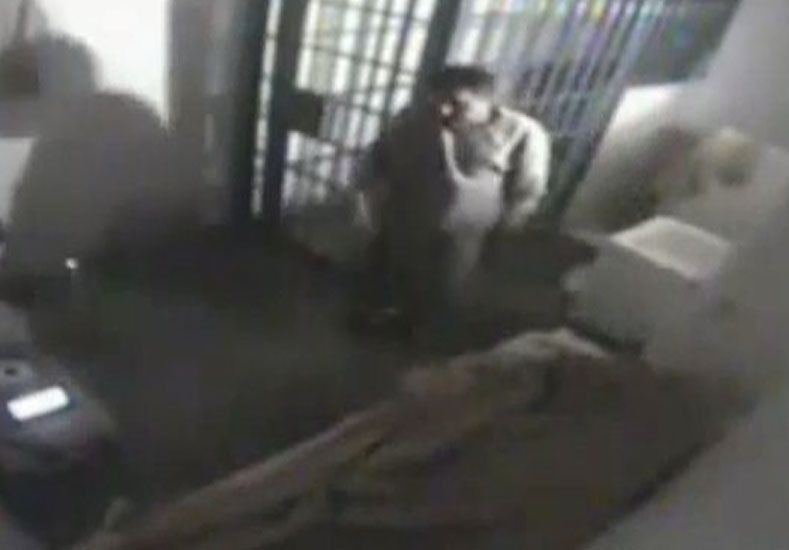 Dan a conocer videos de la fuga de Joaquín El Chapo Guzmán