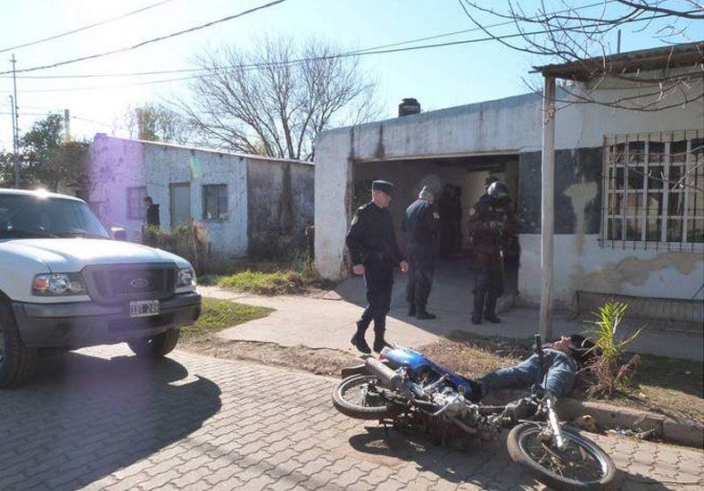 Hubo seis allanamientos Villaguay