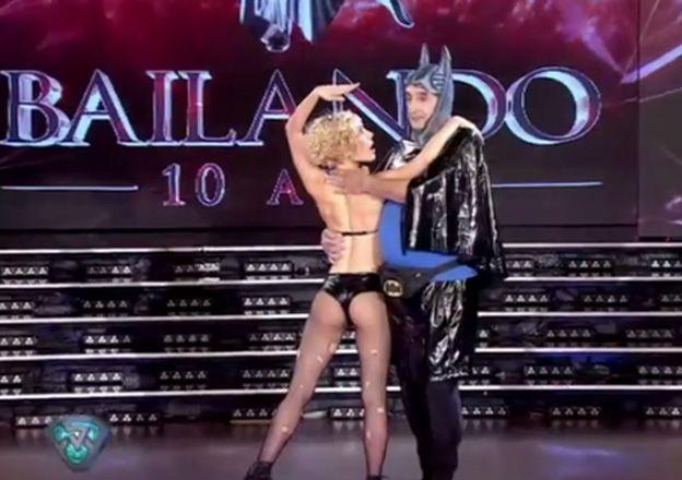 El Negro Álvarez se aburrió y renunció en vivo al Bailando