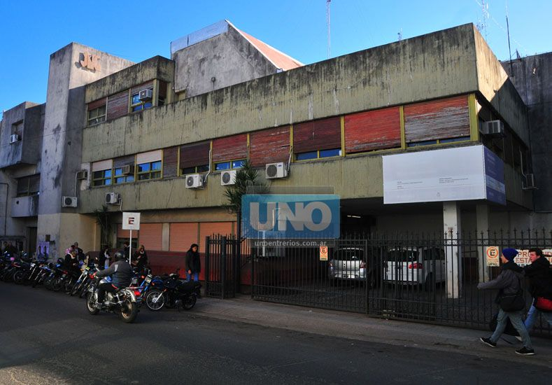 Delegación Paraná del Senasa. Foto: UNO/Juan Manuel Hernández