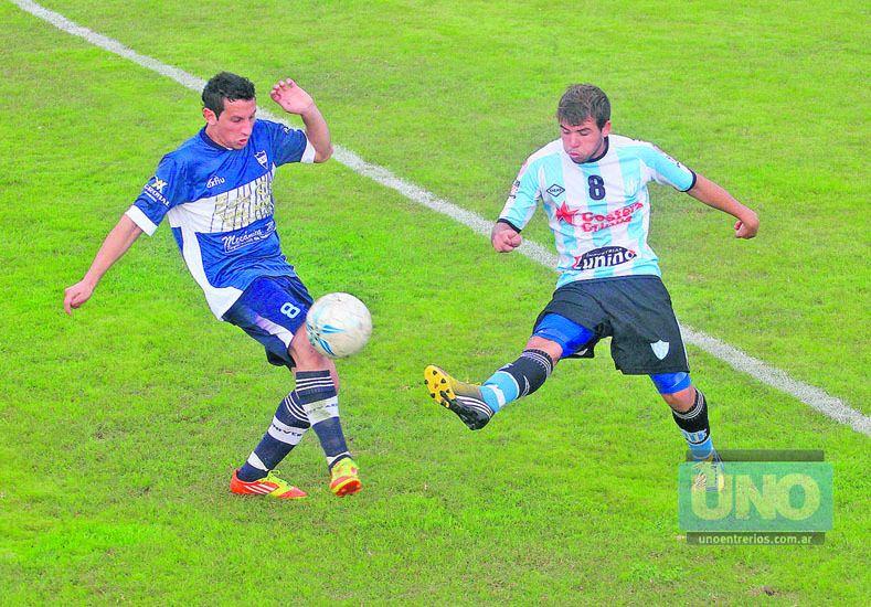 El ganador jugará con Ciclón.  Foto UNO/Diego Arias