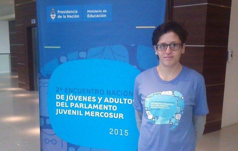 Destacada participación de entrerrianos en el Parlamento Juvenil del Mercosur para la Educación