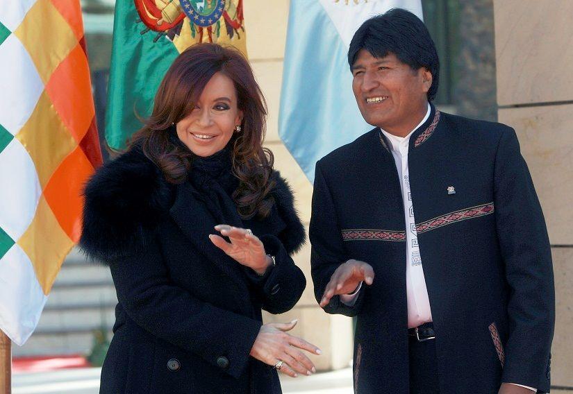 Cristina Kirchner inaugurará junto a Evo Morales el monumento a Juana Azurduy