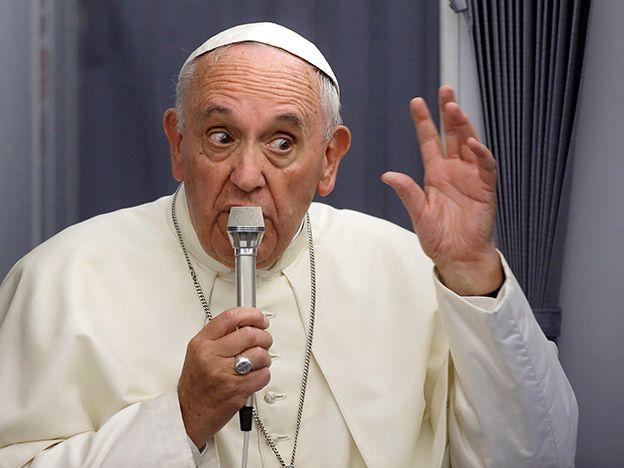 Francisco dijo que analizará críticas de EEUU por su anticapitalismo