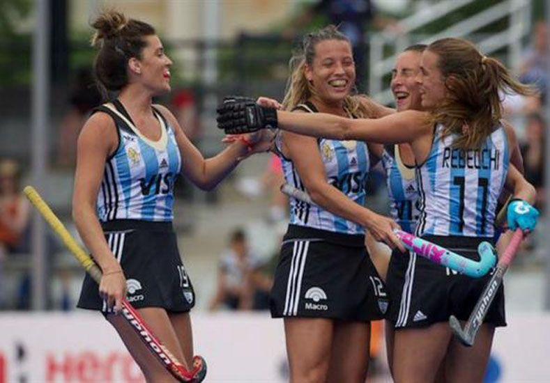 Las Leonas debutan en Juegos Panamericanos de Toronto