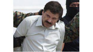 El Chapo había sido detenido en febrero de 2014.