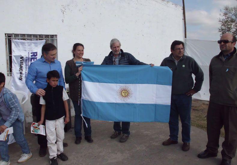 Nueva jornada de Renatea junto a escuelas en Entre Ríos