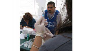 Enfermedades respiratorias: Se vacunó cerca del 50% de la población en riesgo en la provincia