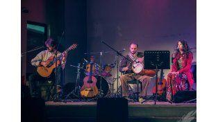 Recorrido. El Trío Barbagelata-Rondano-Cáceres repasará distintas especies musicales folclóricas.