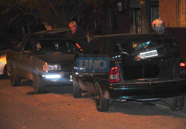 Momentos de tensión se vivieron en San Agustín por un camión fuera de control