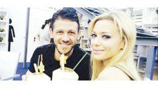 ¡Sí, quiero! Se casaron Evangelina Anderson y Martín Demichelis