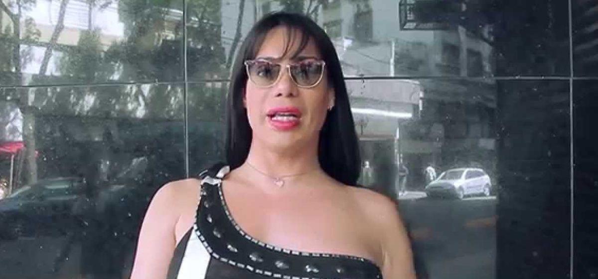 El peor momento de Oriana Junco