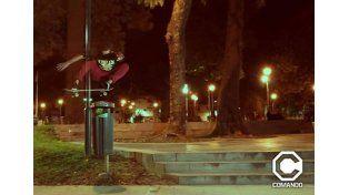 Vacaciones de skate en Tucumán