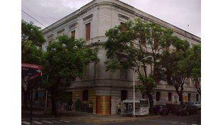 Facultad de Trabajo Social.  Foto Internet