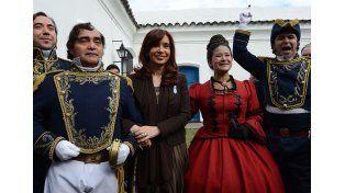 Cristina: Este proyecto le ha dado independencia al país