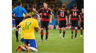Brasil, decime qué se siente: a un año del 7-1