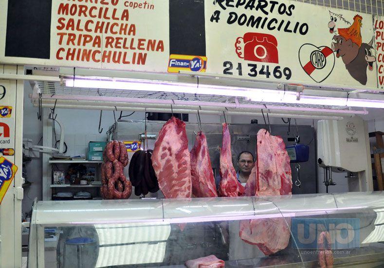 Cada argentino consumo 59,9 kilos de carne vacuna al año