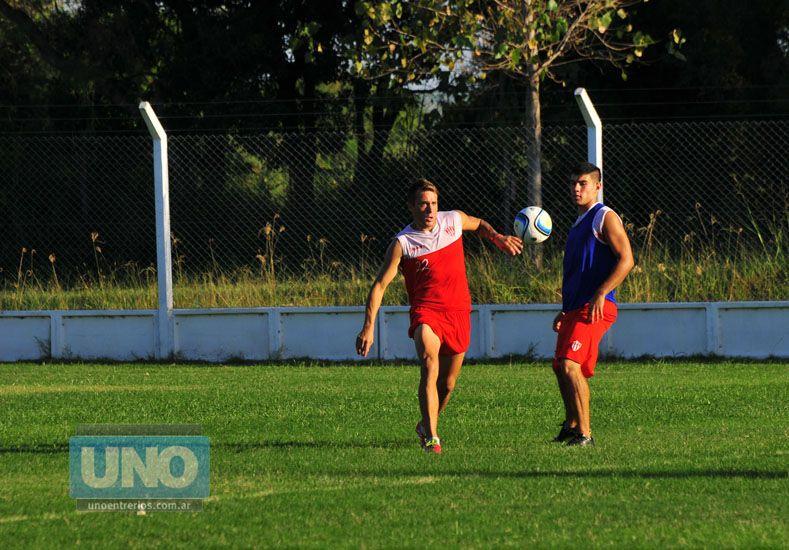 Nicolás Ledesma regresará al 11 inicial del Decano después de cuatro encuentros.   Foto UNO/Juan Manuel Hernández