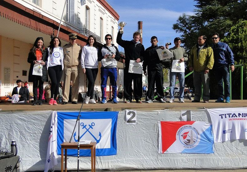 La competencia fue el fin de semana en La Histórica con una buena presencia de atletas.