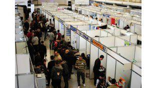 Técnica Mente. El certamen regional reunió a cinco provincias.