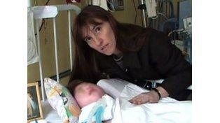 Camila, la beba que inspiró la ley de muerte digna