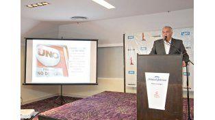Lanzamiento de los Premios UNO a la Excelencia Deportiva y Escenario