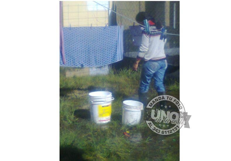 Adjudicatarios de viviendas de IAPV en Federal reclaman por fallas en la construcción