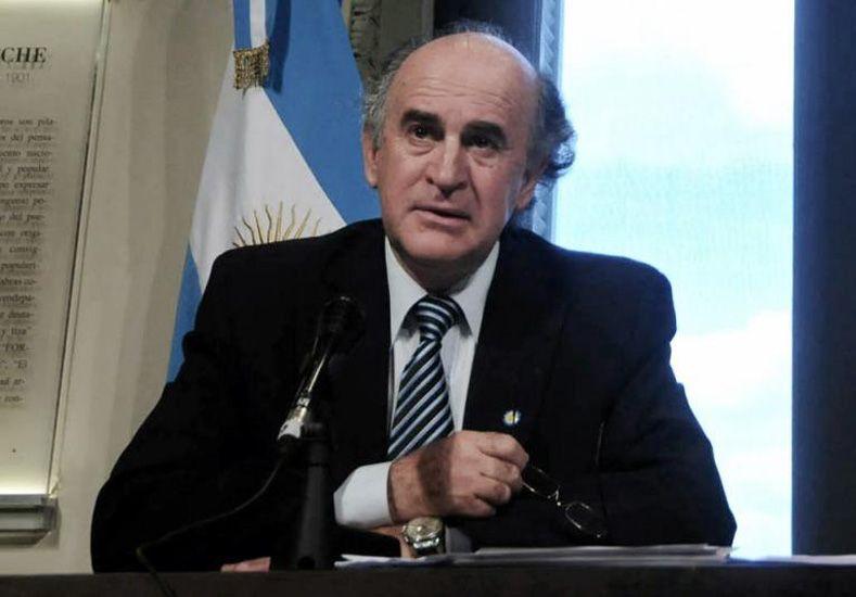 El Gobierno ratificó a Oscar Parrilli al frente de la nueva Agencia Federal de Inteligencia.  Foto: Télam