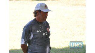 El ex-DT de Atlético Paraná estará hoy en la capital entrerriana firmando su contrato.  Foto UNO/Mateo Oviedo